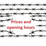 Prices and opening hours